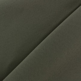 Tissu Burling - havane x 10cm