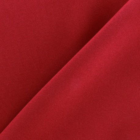 Burling Fabric - red x 10cm