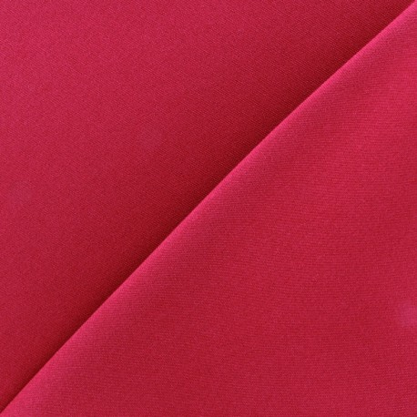 Burling Fabric - raspberry x 10cm