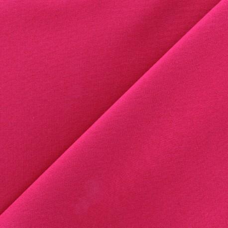 Burling Fabric - fuchsia x 10cm