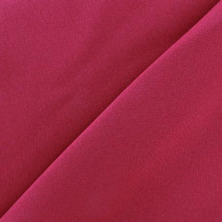 Burling Fabric - lie de vin x 10cm