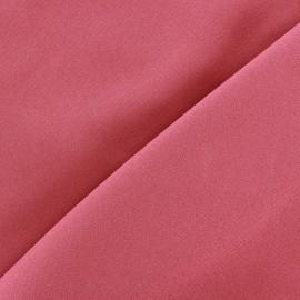 Tissu Burling - blush x 10cm