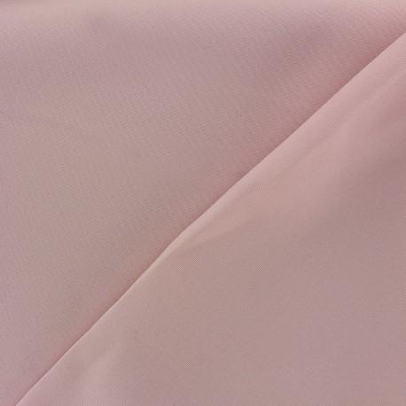 Tissu Burling - rose camay x 10cm