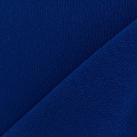 Tissu Burling - bleu navy x 10cm