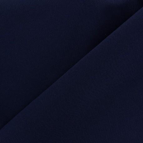 Burling Fabric - night blue x 10cm