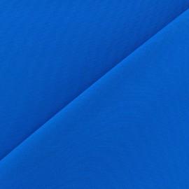 Tissu Burling - bleu x 10cm