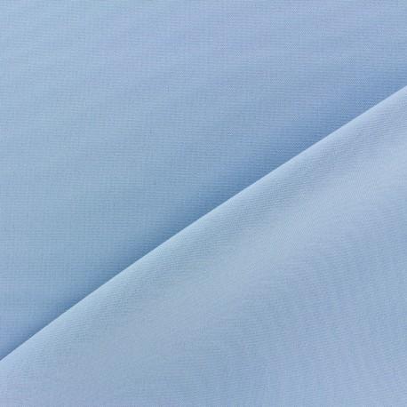 Burling Fabric - blue dragée x 10cm