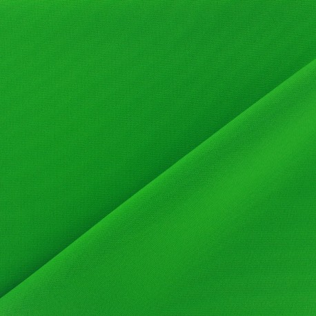 Burling Fabric - lawngreen x 10cm