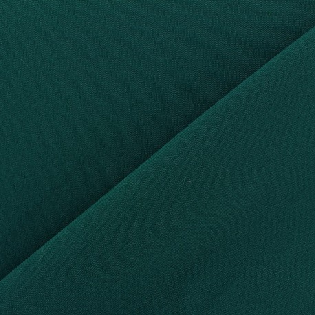 Burling Fabric - pine green x 10cm