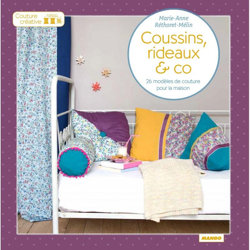 livre coussins rideaux co ma petite mercerie. Black Bedroom Furniture Sets. Home Design Ideas