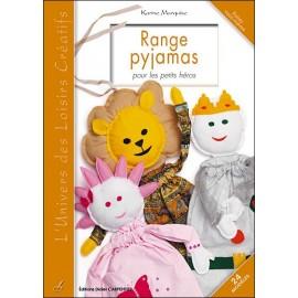 """Livre """"Range pyjamas - Héros pour tout-petits"""""""