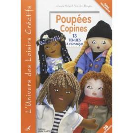 """Livre """"Poupées copines"""""""