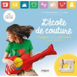 """Livre """"L'école de couture"""""""