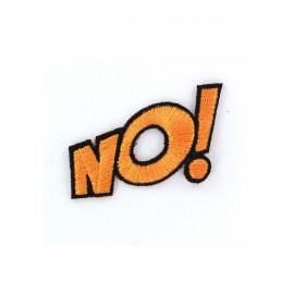 Thermocollant BD - NO ! - orange