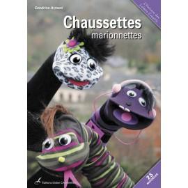 """Livre """"Chaussettes marionnettes"""""""