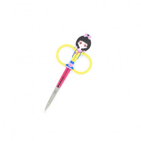Baby Doll Embroidery scissors Fantasy - yellow