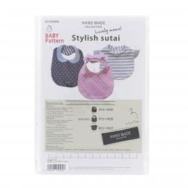 "♥ Lovely mama! Pattern - Hand Made collection ""Stylish sutai"" ♥"