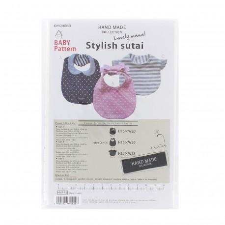 "Lovely mama! Pattern - Hand Made collection ""Stylish sutai"""