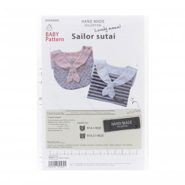"Lovely mama! Pattern - Hand Made collection ""Sailor sutai"""