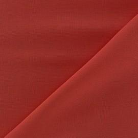Chemisier Viscose Fabric - brick x10cm