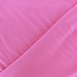 Light Jersey Fabric - light fuchsia x 10cm
