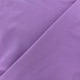 Oeko-Tex Jersey Fabric - mauve x 10cm