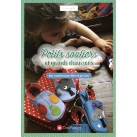"""Livre """"Petits souliers et grands chaussons"""""""