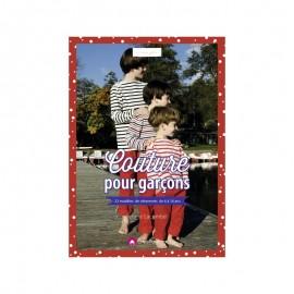 """Livre """"Couture pour garçons"""""""