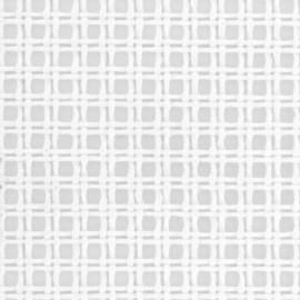 Toile canvas Soudan (laize 100cm) - blanc x 10cm
