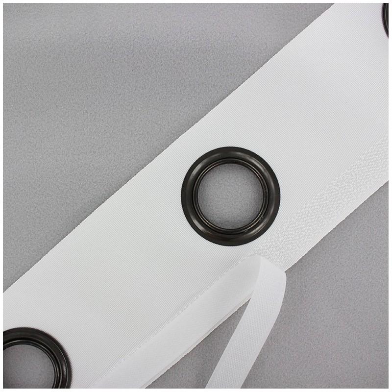 accessoire rideaux bande oeillets rivetstrip blanc mpm. Black Bedroom Furniture Sets. Home Design Ideas