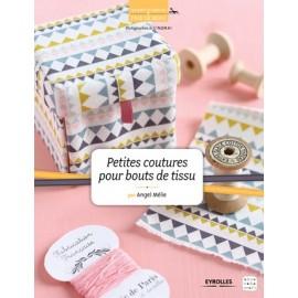 """Book """"Petites coutures pour bouts de tissu"""""""