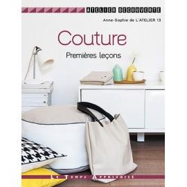 """Livre """"Couture - premières leçons"""""""