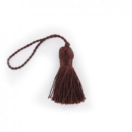 Pompom 30 mm - brown