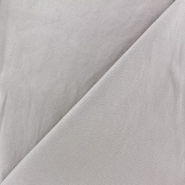 Mat Lycra Gabardine Fabric V2 - light grey x 10cm