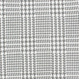 Olos canvas fabric - light grey x 10cm