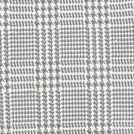 Olos canvas fabric - light grey x 10cm