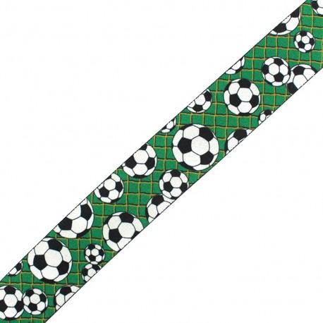 Flat elastic Football x 50cm