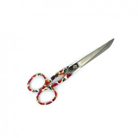 Romantic Lingère scissors 15 cm - fuchsia