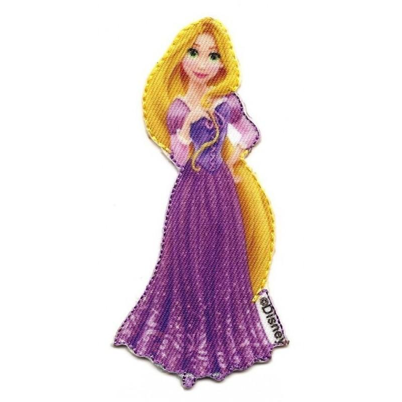 Thermocollant disney princesses raiponce ma petite - Raiponse disney ...