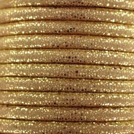 Cordon lurex Galaxie - doré x 1m