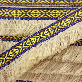 Frange Paracas - beige x 1m