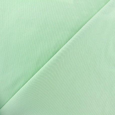 Mat Lycra Gabardine Fabric V2 - seagreen x 10cm
