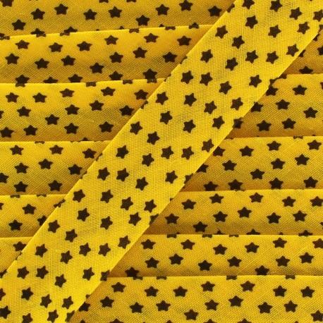 Bias binding Constellation - yellow x 1m