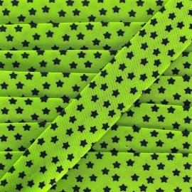 Biais Constellation - vert x 1m