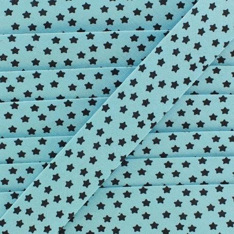Bias binding Constellation - blue x 1m