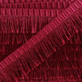 Fringe Cabaret - burgundy x 1m