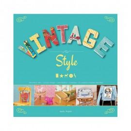 "Livre ""Vintage Style"""