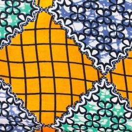 Tissu Wax Yokadouma x 10cm