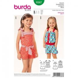 Pantalon Burda Kids n°9387