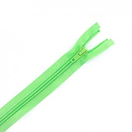 Eclair®  tricot separating zipper - nilegreen